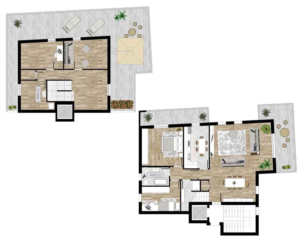 Appartamento Nr 6